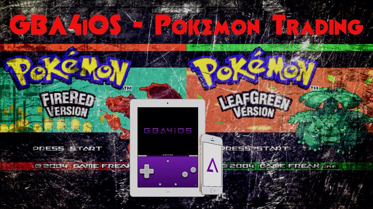 [GBA4iOS 2 1] Wireless link setup + Pokémon trading (in Pokémon FR/LG)