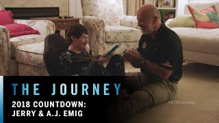 2018 Countdown: Jerry Emig & His Son A.J. | Ohio State | Big Ten Football | The Journey