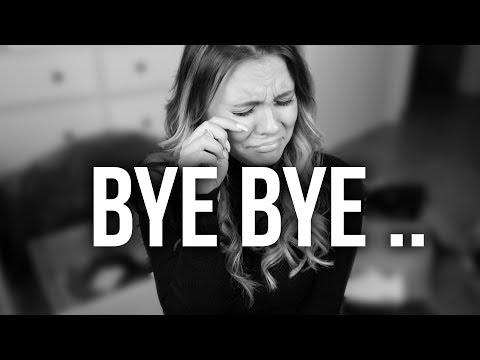 BYE BYE ...