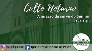 Culto Dominical 10/01/2021
