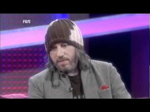 Badly Drawn Boy Live From Studio Five 4th October 2010 (Interview)