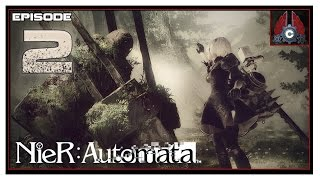 Let's Play Nier: Automata On PC (English Voice/Subs) With CohhCarnage - Episode 2
