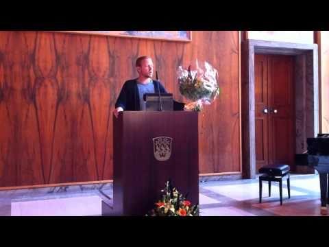 Anders Matthesen - Årets Frederiksberg Kunstner 2010