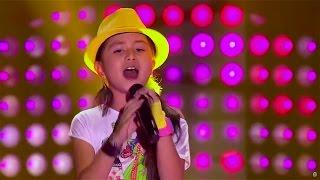 Carolina - Me nace del corazón de Alberto Aguilera - LVK Colombia - Audiciones a ciegas - T1