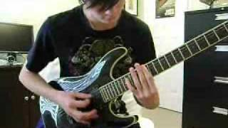 All Shall Perish-Black Gold Reign Cover (Intro)