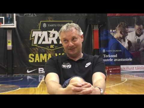Peatreener Gert Kullamäe lahkumisintervjuu