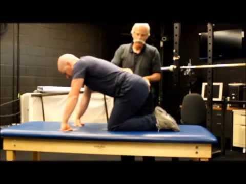 Finding Squat Position, V1