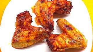 Куриные рецепты. Как вкусно, просто и быстро приготовить крылышки в духовке