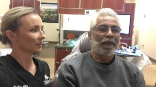 Rudy Shares Testimonial for CEREC Same Day Dental Crowns in Vista, CA With Dr. Henninger