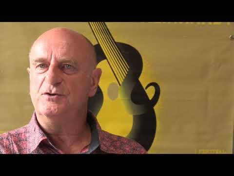 Interview Président Festival Django Reinhardt 2017 - Fontainebleau