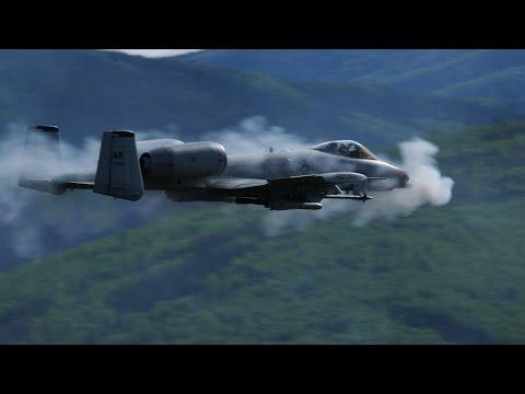 [HD] A-10 Thunderbolt II Compilation