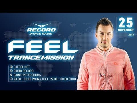 DJ Feel - TranceMission (25-11-2013) / Radio Record