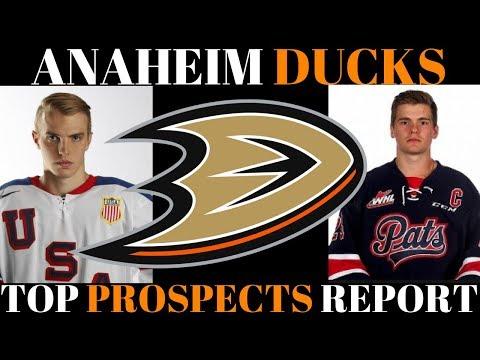 TOP NHL PROSPECTS 2018 - ANAHEIM DUCKS
