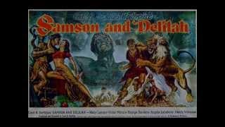 ●{Victor Young}● Samson y Delilah *•♫♭♪ ((( Suite ))) ♫♭♪•*.wmv