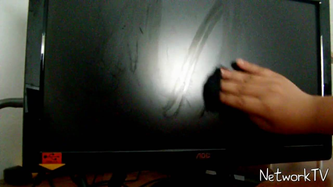 Good Best Way To Clean Your LCD Monitor!   YouTube Ideas