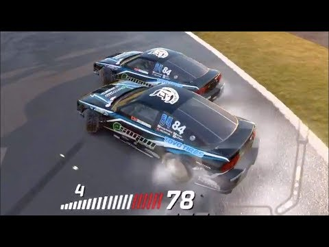Torque Drift IOS - How To Get The PERFECT Tandem Run With This NEW Feature!!