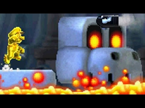 Thumbnail: New Super Mario Bros 2 - Coin Rush - Nerve Wrack, Platform Panic, and Impossible Packs