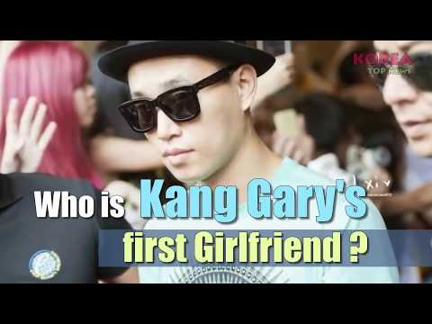 Kang Gary's first Girlfriend Cheated him - Who is she?