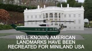 Legoland Windsor: Miniland USA & Explore the World