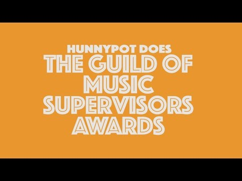 Hunnypot Does the Guild of Music Supervisors Awards
