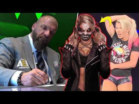 Triple H LEAVING WWE! (Bray Wyatt REVEALS Alexa Bliss Update) [Wrestling News]