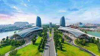 The latest official promotional video of Hainan Haihua Island China 最新版中国海南海花岛官方宣传片
