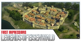 Legends of Eisenwald First Impressions