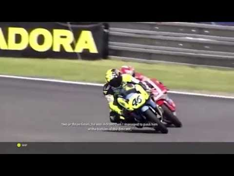 Valentino Rossi The Game - Historic Events - Part 1 - A STAR IS BORN