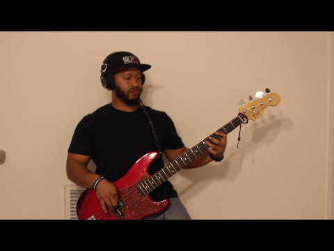 You Waited - Travis Greene x LLMavericks (Bass Cover/chord/number system)