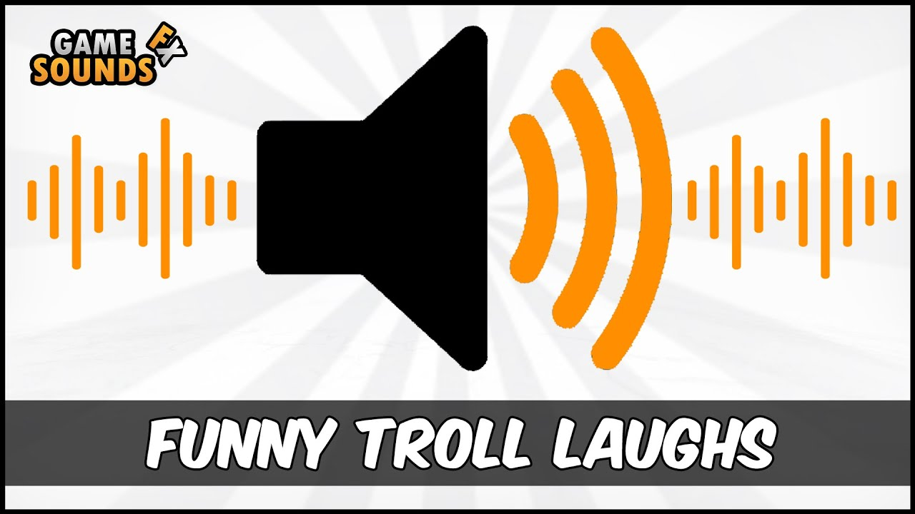Funny Troll Laughs - Sound Effect [HD]