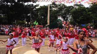 Wawa Elementary School Drum & Lyre 2014 District Champion Tanay, Rizal