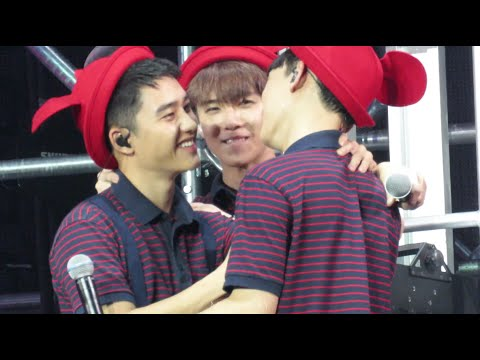 151121 The EXO'luXion in MACAU - Peter Pan 피터팬 (Sehun Time Feat. CHEN & D.O.)