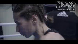 adidas boxing: Loredana Piazza is all in for boxing