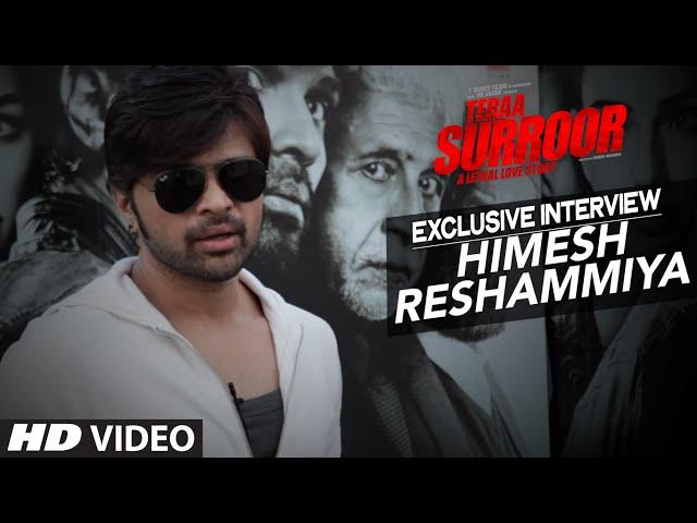 Himesh Reshammiya Exclusive Interview | TERAA SURROOR | T-Series