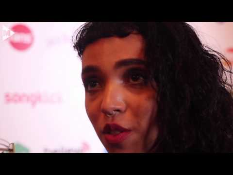 FKA Twigs Interview - AIM Awards 2015