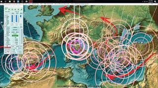 3/29/2018 -- Large M7.0 Earthquake + New seismic unrest spreading -- BE PREPARED