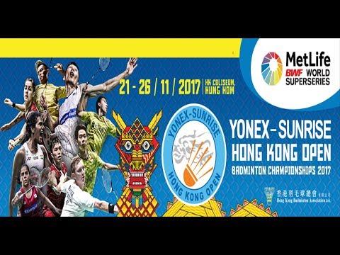 Jadwal Lengkap Wakil Indonesia Yonex Sunrise Hong Kong Open 2017