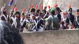 Recreación Histórica de la toma del Castillo de la Aljafería de Zaragoza (3 de marzo de 2013)