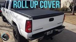 Gator Roll-up Tonneau Cover Install on Silverado