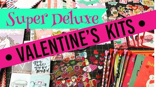 **ALL SOLD** Deluxe Valentine's Kits ❤️ For Sale!