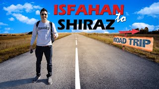 Isfahan to Shiraz By Road: Amazing Countryside of Iran