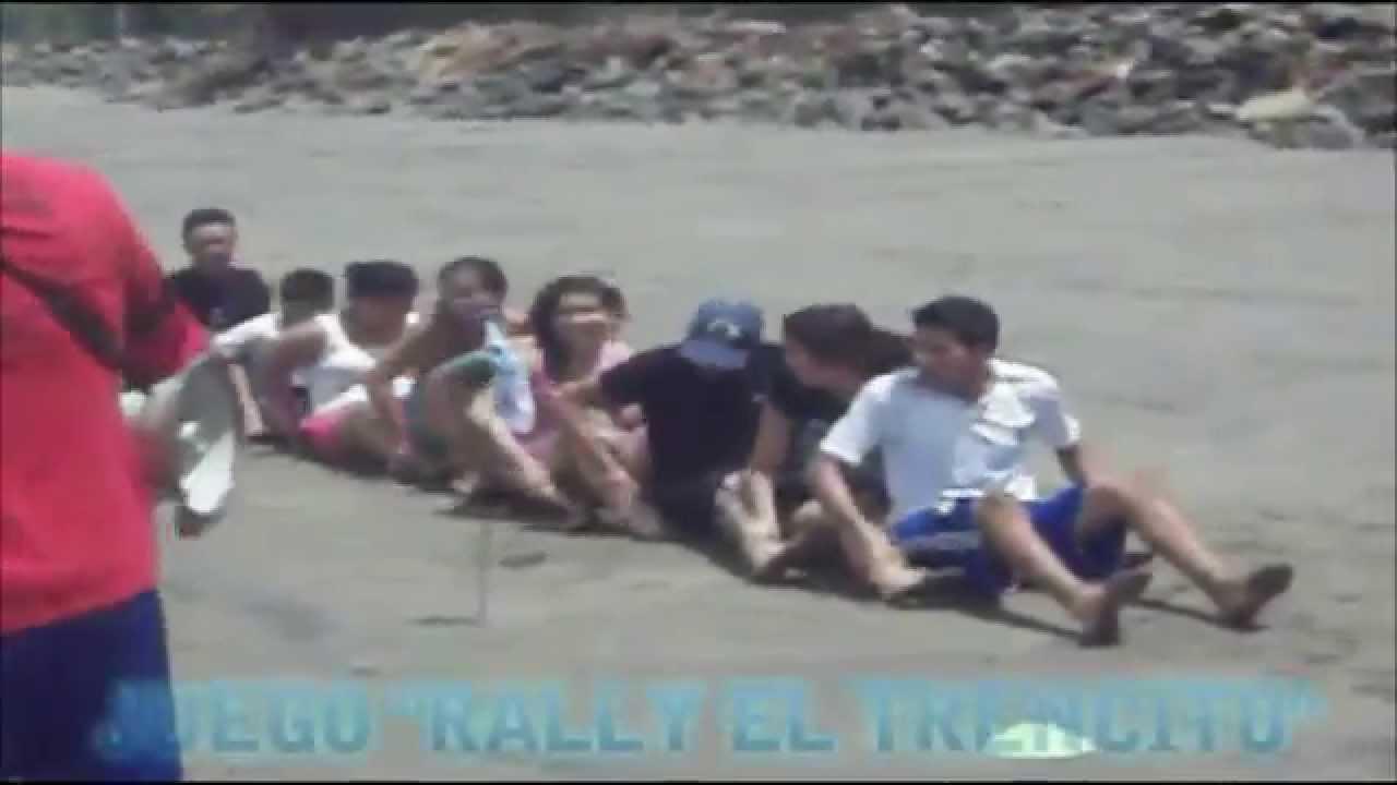 Juegos En La Playa Youtube