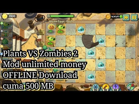 Cara Download Plants VS Zombies 2 Mod Di Android (OFFLINE)