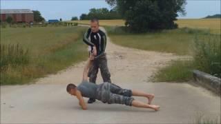 Tutorial street fight: self-defense
