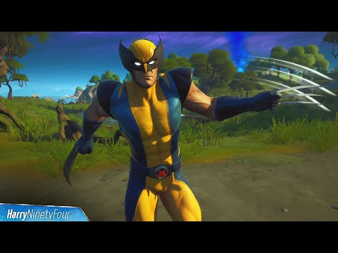 How to Easily Find Wolverine Every Game (Defeat Wolverine Location) - Fortnite