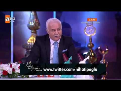 Nihat Hatipoglu-Sahur 18-07-2013