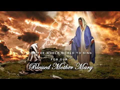 OUR LADY OF FATIMA SONG Cover Version by Henry Valenzuela