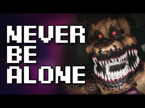 "FNAF VR Music Video | ""Never Be Alone"" by Shadrow letöltés"