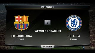 Download Video FIFA 18 FC BARCELONA VS CHELSEA XBOX ONE PS4 PC FULL MATCH GAMEPLAY IN HD MP3 3GP MP4