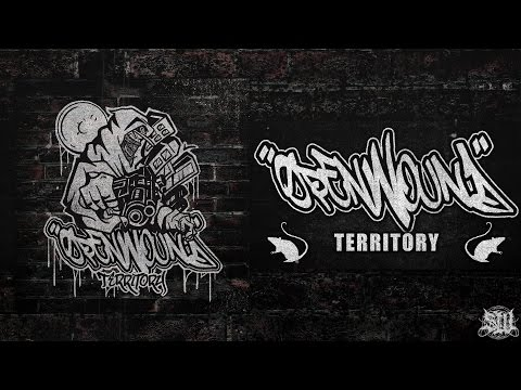 OPEN WOUND - TERRITORY [OFFICIAL EP STREAM] (2016) SW EXCLUSIVE